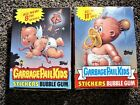 2-GARBAGE PAIL KIDS SERIES 8 and 11 Complete 48 pack boxes! NMINT and Clean!