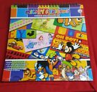 Disney Parks Exclusive Deluxe Scrapbooking Kit Album Mickey Mouse and Friends