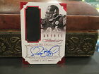Panini Flawless Ruby Autograph Jersey Greats Steelers Jerome Bettis 12 15 2014