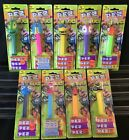 PEZ ~ BUGZ ~ Set Of 9 ~ RARE Pink Panther ANT on BUGZ Card ~ On The Cards {B}