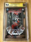 Harley Quinn 25th Anniversary Special 1 Signed Conner Hunt Palmiotti CGC SS 9.8