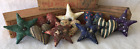 Primitive Ornies Christmas Stars Hearts Bowl Fillers Make Do's Prim Ornies