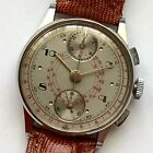 VINTAGE VERY RARE BWC HAND WINDING CHRONOGRAPH WITH VENUS CAL170 MOVEMENT!