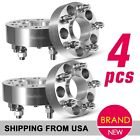"4 1.5"" 5x114.3 Hubcentric 1/2""x20 Wheel Spacers for 91-07 Ford Crown Victoria"