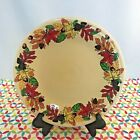 Fiestaware Ivory Fall Fantasy Lunch Plate Fiesta Exclusive 9 in Luncheon NWT