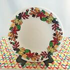 Fiestaware White Fall Fantasy Lunch Plate Fiesta Exclusive 9 in Luncheon