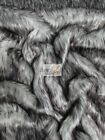 Arctic Alaskan Husky Faux Fake Fur Fabric By The Yard Coat Costume Ecoshag