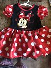 Toddler Girl Minnie Mouse Dress 2T