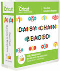 CRICUT DAISY CHAIN CRAFT CARTRIDGE NEW BEADED FONT ALPHABET LETTERS NUMBERS
