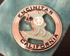 SCOTTY CAMERON TIFFANY PEACE SURFER COIN BALL MARKER Gallery release