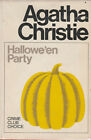 HALLOWEEN PARTY AGATHA CHRISTIE TRUE 1st ED COLLINS 1969 DUST JACKET