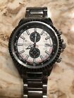 nautica watch pre owned mens
