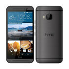HTC One M9 32GB US Version 4G LTE Android Factory Unlocked Smartphone Gray A+