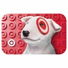 Brand New Unused Target Puppy Dog Bullseye $100 Gift Card Free Fast Shipping