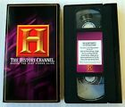 The History Channel ~ The Silent Service: The Torpedoes of WWII ~ RARE  VHS Show