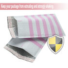 Poly Bubble Padded Envelopes Mailers Kraft 6x10 5x10 100 Recyclable Lots