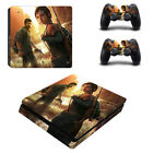 Last Of Us Skin Sticker Decals PS4 Slim Console skin For Palystation 4 PS4 Slim