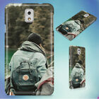 BACK VIEW BACKPACK BACKPACKER BEANIE HARD CASE FOR SAMSUNG GALAXY PHONES