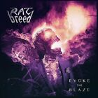 RATBREED - EVOKE THE BLAZE, CD INVERSE RECORDS 2018 HEAVY LADY BEAST NEW SEALED