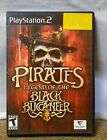 PIRATES LEGEND OF THE BLACK BUCCANEER PLAYSTATON 2 GAME NO MANUAL