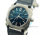 Bulgari Octo Automatic Blue Dial bgo38c3sld 102429  Watch