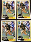 1981 TOPPS ENRIQUE ROMO AUTO SIGNED PIRATE28 PRIVATE SIGNING