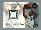 Russell Westbrook Cards, Rookie Cards and Autographed Memorabilia Guide 34