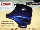 Pride Legend SC3000 SC3400 Mobility Scooter Rear Shroud Cover Blue SHDASMB3497