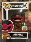 Funko Shop Exclusive FLOCKED ANIMAL Funko Pop! From The Muppets