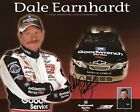 DALE EARNHARDT SIGNED AUTOGRAPHED WINSTON CUP CHAMPION 8X10 NASCAR GOODWRENCH 2