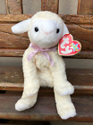 Ty Beanie Baby FLEECIE 2000 Lamb w/ Tag ERRORS Plush Toy RARE PE NEW RETIRED
