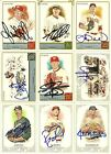 Topps Launches 2011 Allen & Ginter Baseball Glossy Set 10