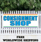 Consignment Shop Banner Vinyl Advertising Sign Flag Many Sizes Free Shipping