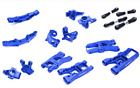Traxxas 4 TEC 20 Front  Rear Arms Caster Blocks Steering Knuckles Shock Towers