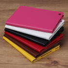 Fashon Candy Color Leather magnetic cover stand for ipad Min/oA