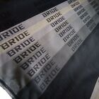 Jdm Bride Seat Cover Fabric Decorate Cloth For Racing Seats Recarobridesparco