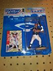 1997 Kenner Starting Lineup Tony Clark Figure & Card Tigers Sealed