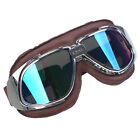Motorcycle Racing Goggles Glasses Retro Aviator Riding Sunglsses Bike Flying ATV