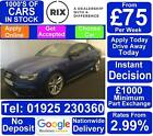 2015 BLUE AUDI A5 20 TDI BLACK EDITION + DIESEL 2DR COUPE CAR FINANCE FR 75 PW