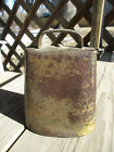Antique Primitive Old Hand Forged Metal Farm Cow/Oxen Bell Large