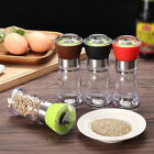 1 Stainless Steel Pepper Grinder Hand Twist Spice Salt Mill Manual For Kitchen