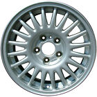 92 Volvo 740 15X6 Factory OEM 20 Spoke Silver Wheel Rim