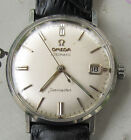 STAINLESS STEEL 1962 VINTAGE OMEGA SEAMASTER AUTOMATIC WRISTWATCH WITH DATE