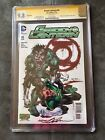 green lantern #45 Cgc 9.8 Signed By Neal Adams Variant Cover