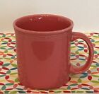 Fiestaware Flamingo Java Mug Fiesta Retired Pink Mug