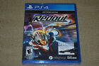 Redout: Lightspeed Edition (Sony PlayStation 4, 2017) Brand New Fast Shipping