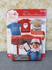 Elf On The Shelf Claus Couture Collection T-Shits w/Tin Suitcase (Exclusive)-New