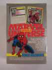 1991 Impel Marvel Universe Series 2 Factory Sealed Box