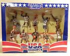 1992 Team USA Basketball Team Lineup Starting Line Up Kenner Toys 1992
