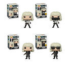 Funko Pop! Movies Atomic Blonde Lorraine 565 566 Set of 4 with CHASE Protector